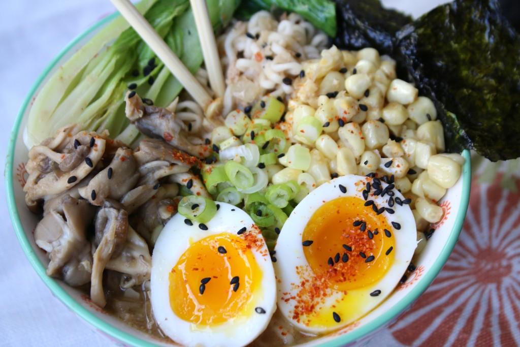 Mushroom Sesame Ramen Umami 20
